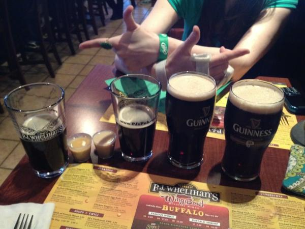 irish car bombs