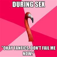 fanfic sex fail, fan fiction