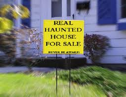 haunted house for sale, haunted real estate