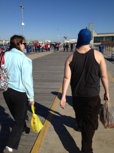 polar bear plunge wildwood